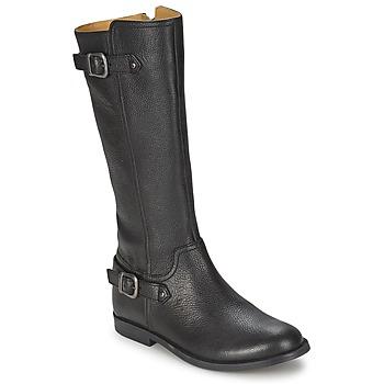 Schuhe Mädchen Klassische Stiefel Start Rite GALLOP Schwarz