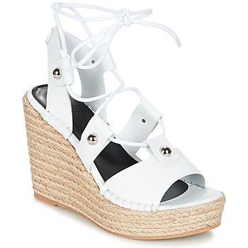 Schuhe Damen Sandalen / Sandaletten Sonia Rykiel 622908 Weiss