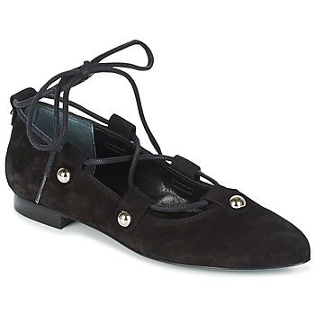 Schuhe Damen Ballerinas Sonia Rykiel 622107 Schwarz