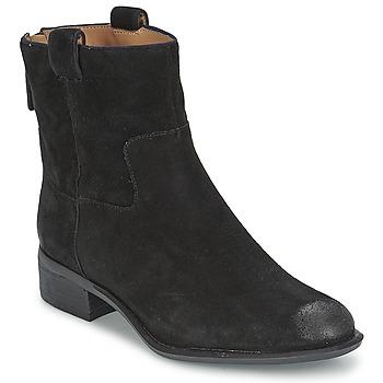 Schuhe Damen Boots Nine West JARETH Schwarz