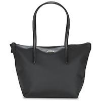 Taschen Damen Shopper / Einkaufstasche Lacoste L.12.12 CONCEPT S Schwarz