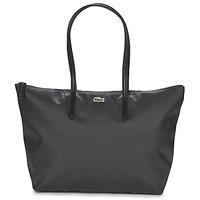 Taschen Damen Shopper / Einkaufstasche Lacoste L.12.12 CONCEPT L Schwarz