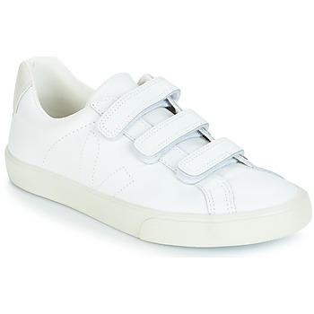 Schuhe Sneaker Low Veja 3 - LOCK Weiss