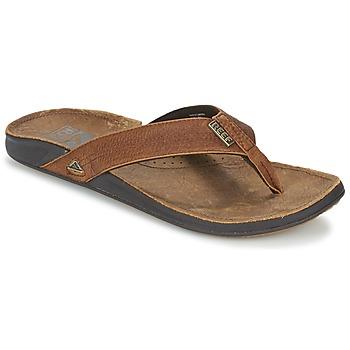 Chaussures Homme Tongs Reef REEF J-BAY III Camel