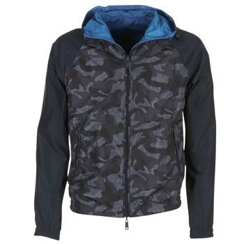 Kleidung Herren Jacken Armani jeans MIRACOLA Grau