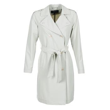 Abbigliamento Donna Trench Armani jeans HAVANOMA Bianco