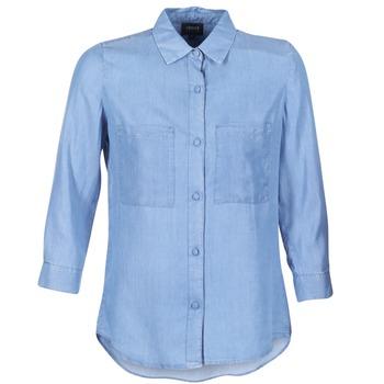 Abbigliamento Donna Camicie Armani jeans OUSKILA Blu