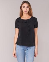 Abbigliamento Donna Top / Blusa Armani jeans GITAMIO Nero