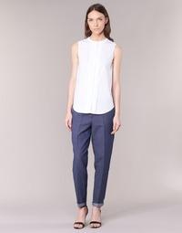 Abbigliamento Donna Pantaloni 5 tasche Armani jeans JAFLORE Blu