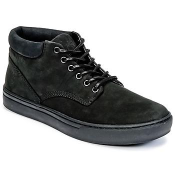 Schuhe Herren Sneaker High Timberland ADVENTURE 2.0 CUPSOLE CHK Schwarz