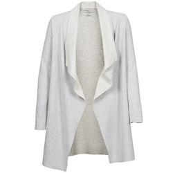 Abbigliamento Donna Gilet / Cardigan Majestic 2002 Ecru