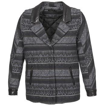 Abbigliamento Donna Cappotti Color Block ALTONA Nero
