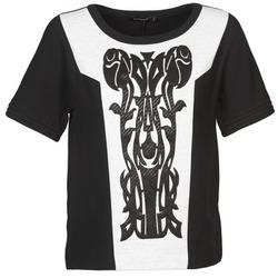 Vêtements Femme Tops / Blouses Color Block LANETT Noir