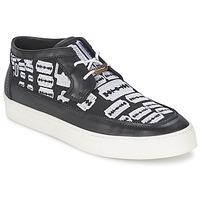 Chaussures Homme Baskets montantes McQ Alexander McQueen 353659 Noir