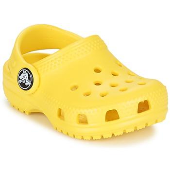 Schuhe Kinder Pantoletten / Clogs Crocs Classic Clog Kids Gelb