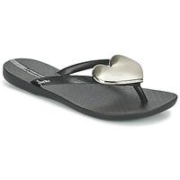 Chaussures Femme Tongs Ipanema MAXI FASHION II Noir