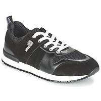 Chaussures Femme Baskets basses Love Moschino JA15062G13 Noir