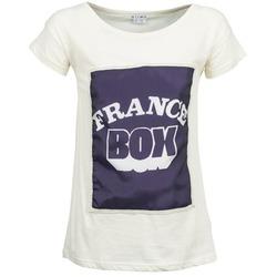 Abbigliamento Donna T-shirt maniche corte Kling WARHOL Bianco