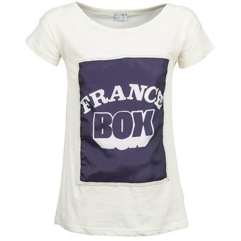 Kleidung Damen T-Shirts Kling WARHOL Weiß