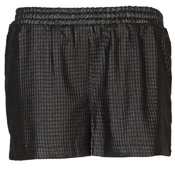 Kleidung Damen Shorts / Bermudas Suncoo BONIE Schwarz