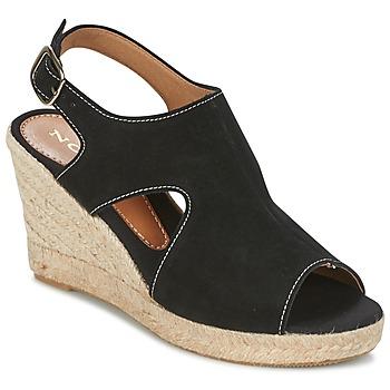 Schuhe Damen Sandalen / Sandaletten Nome Footwear DESTIF Schwarz