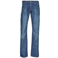 Kleidung Herren Bootcut Jeans Levi's 527 LOW BOOT CUT Blau