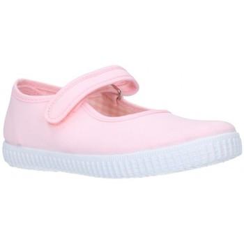 Chaussures Fille Ballerines / babies Batilas 51301 Niña Rosa rose