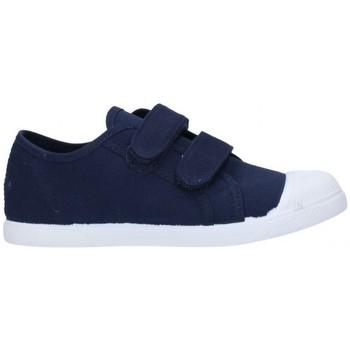 Chaussures Garçon Baskets basses Batilas 86601 Niño Azul marino bleu