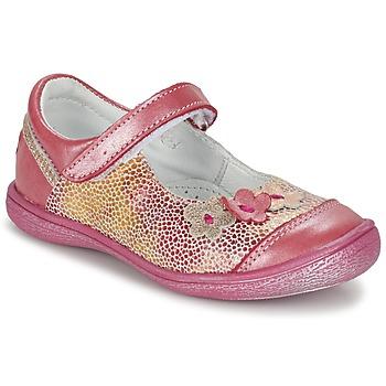 Scarpe Bambina Ballerine GBB PRATIMA Corail / 2787