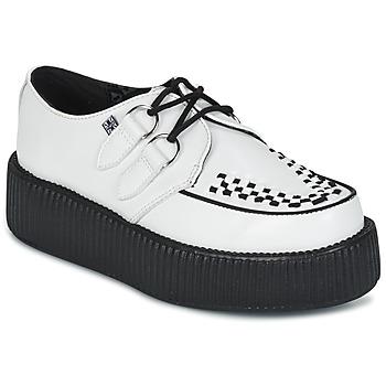 Chaussures Derbies TUK MONDO HI Blanc
