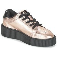 Schuhe Damen Sneaker Low TUK CASBAH CREEPERS Rose