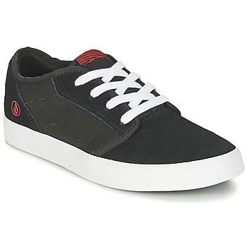 Schuhe Kinder Sneaker Low Volcom GRIMM 2 BIG YOUTH Schwarz