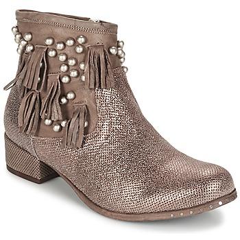 Chaussures Femme Boots Mimmu MOONSTROP Marron