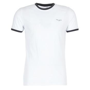 Kleidung Herren T-Shirts Teddy Smith THE TEE Weiß