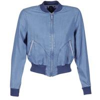 Vêtements Femme Vestes en jean Benetton FERMANO Bleu medium