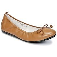 Schuhe Damen Ballerinas Mac Douglas ELIANE Braun,