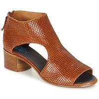 Chaussures Femme Sandales et Nu-pieds Moma JOBADA Marron