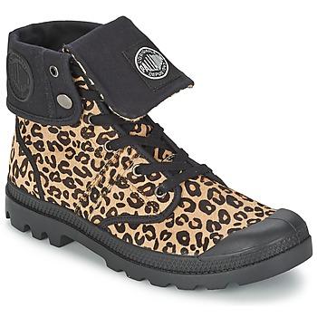 Scarpe Donna Stivaletti Palladium BAGGY PN Leopard