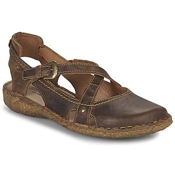 Schuhe Damen Sandalen / Sandaletten Josef Seibel ROSALIE 13 Braun,