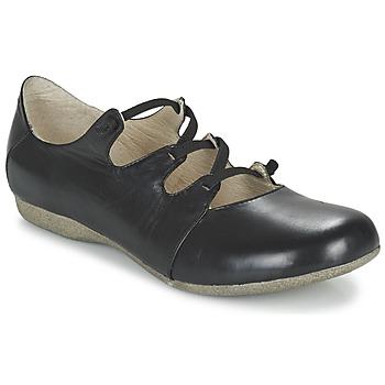 Schuhe Damen Ballerinas Josef Seibel FIONA 04 Schwarz