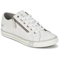 Chaussures Femme Baskets basses Mustang RADU Blanc