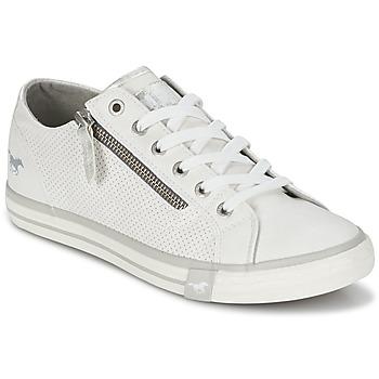 Scarpe Donna Sneakers basse Mustang RADU Bianco
