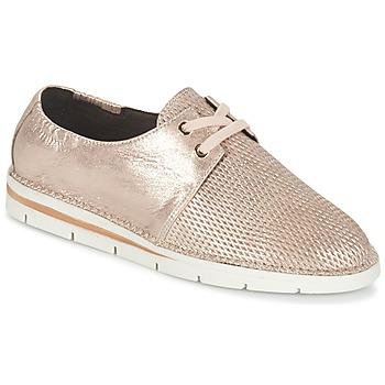 Schuhe Damen Sneaker Low Hispanitas DEDEDOLI Silbrig