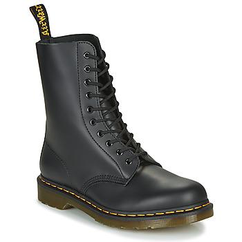 Schuhe Boots Dr Martens 1490 Schwarz