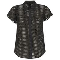 Vêtements Femme Chemises / Chemisiers Love Moschino WCC0480 Noir