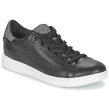 Chaussures Femme Baskets basses Geox JAYSEN A Noir