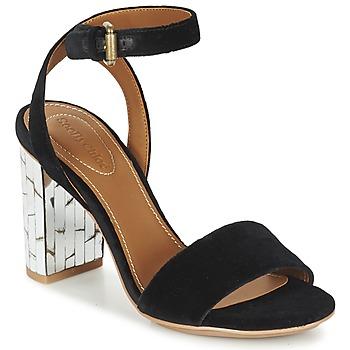 Chaussures Femme Sandales et Nu-pieds See by Chloé SB28001 Noir Velours