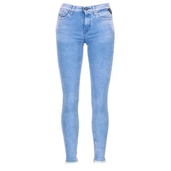 Kleidung Damen 3/4 & 7/8 Jeans Replay JOI Blau