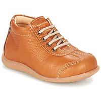 Schuhe Kinder Boots Kavat ALMUNGE Braun,