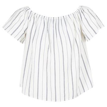 Abbigliamento Donna Top / Blusa Betty London GOYPILA Ecru
